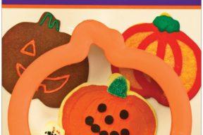 Roll over image to zoom in Halloween Comfort Grip Pumpkin Cutter