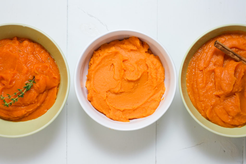 How To Boil Sweet Potatoes For Baby Food