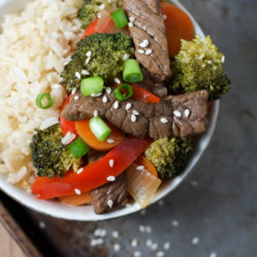 Easy Weeknight Stir-Fry Recipe | Super Healthy Kids | Food and Drink