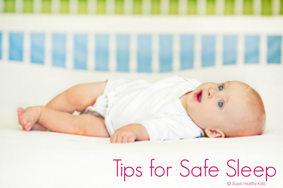 Tips for Safe Sleep. Are safe sleep practices important to your family? We've got the tips you need from the AAP and CPS to create a safe sleep environment for your child. http://www.superhealthykids.com/tips-safe-sleep/