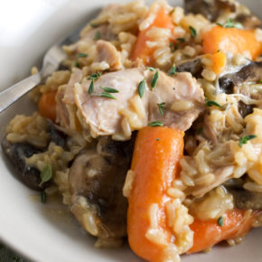 All-in-one Instant Pot Chicken and Brown Rice | Super Healthy Kids | Food and Drink