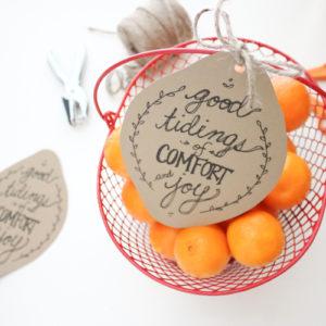 25 Creative Non-Treat Neighbor Christmas Gifts