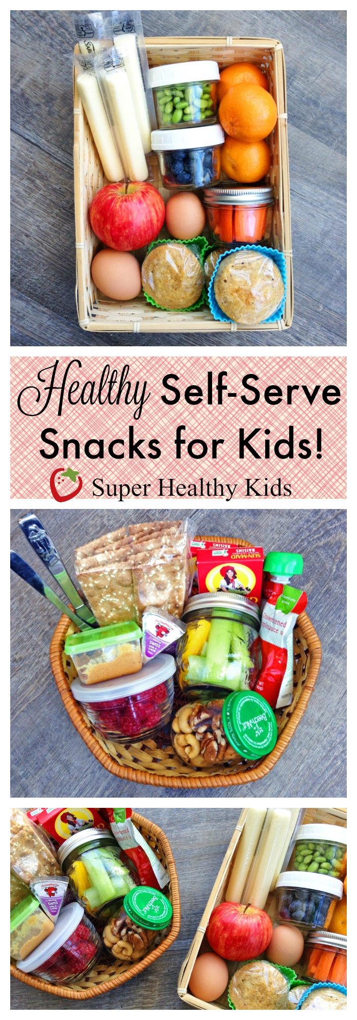 Healthy Self-Serve Snack Box for Kids. Helping kids to be independent with a healthy self-serve snack box! http://www.superhealthykids.com/kids-ready-self-serve-snack-box/