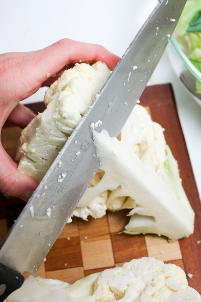 How to Cut Cauliflower | Super Healthy Kids | Food and Drink