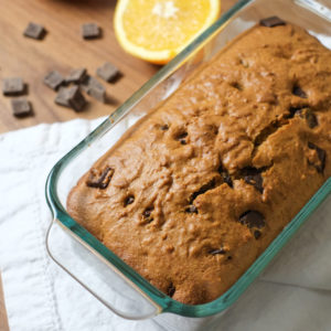 Chocolate Orange Bread Recipe