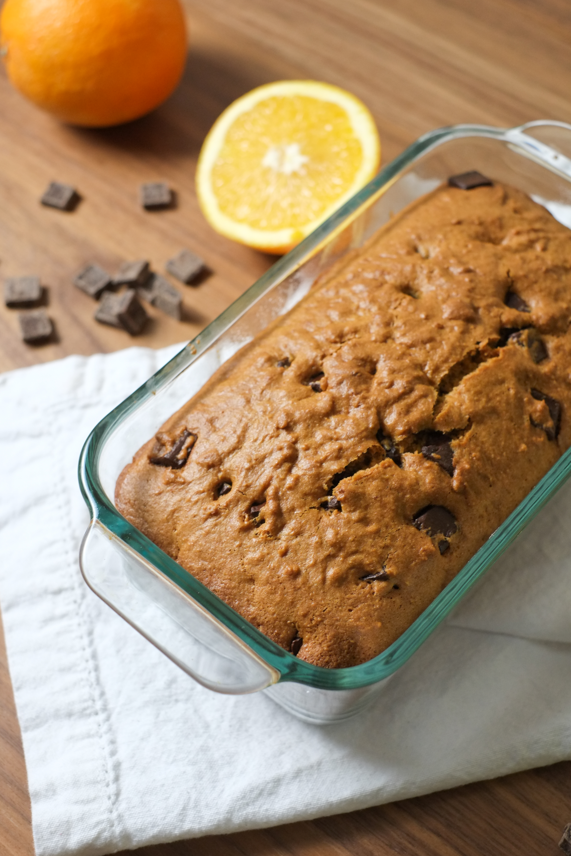 Chocolate Orange Bread | Super Healthy Kids