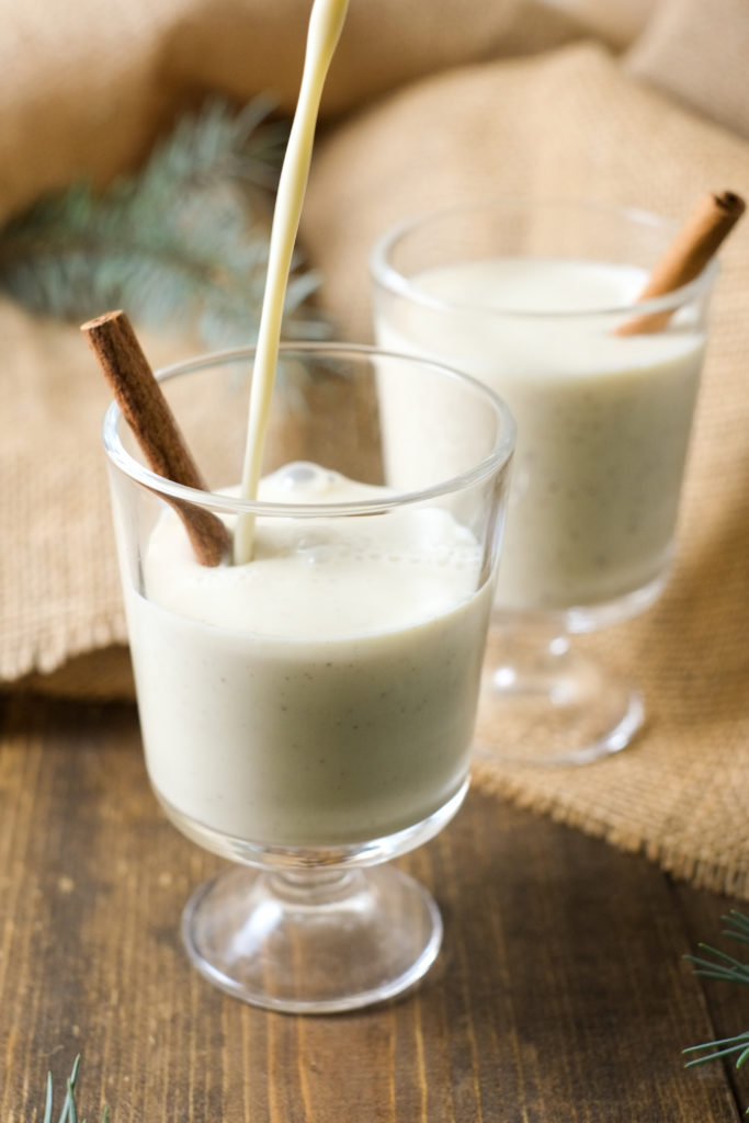 Healthy Eggnog | Super Healthy Kids | Food and Drink