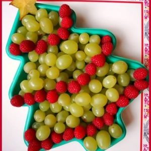 25 Healthy Christmas Snacks and Party Foods