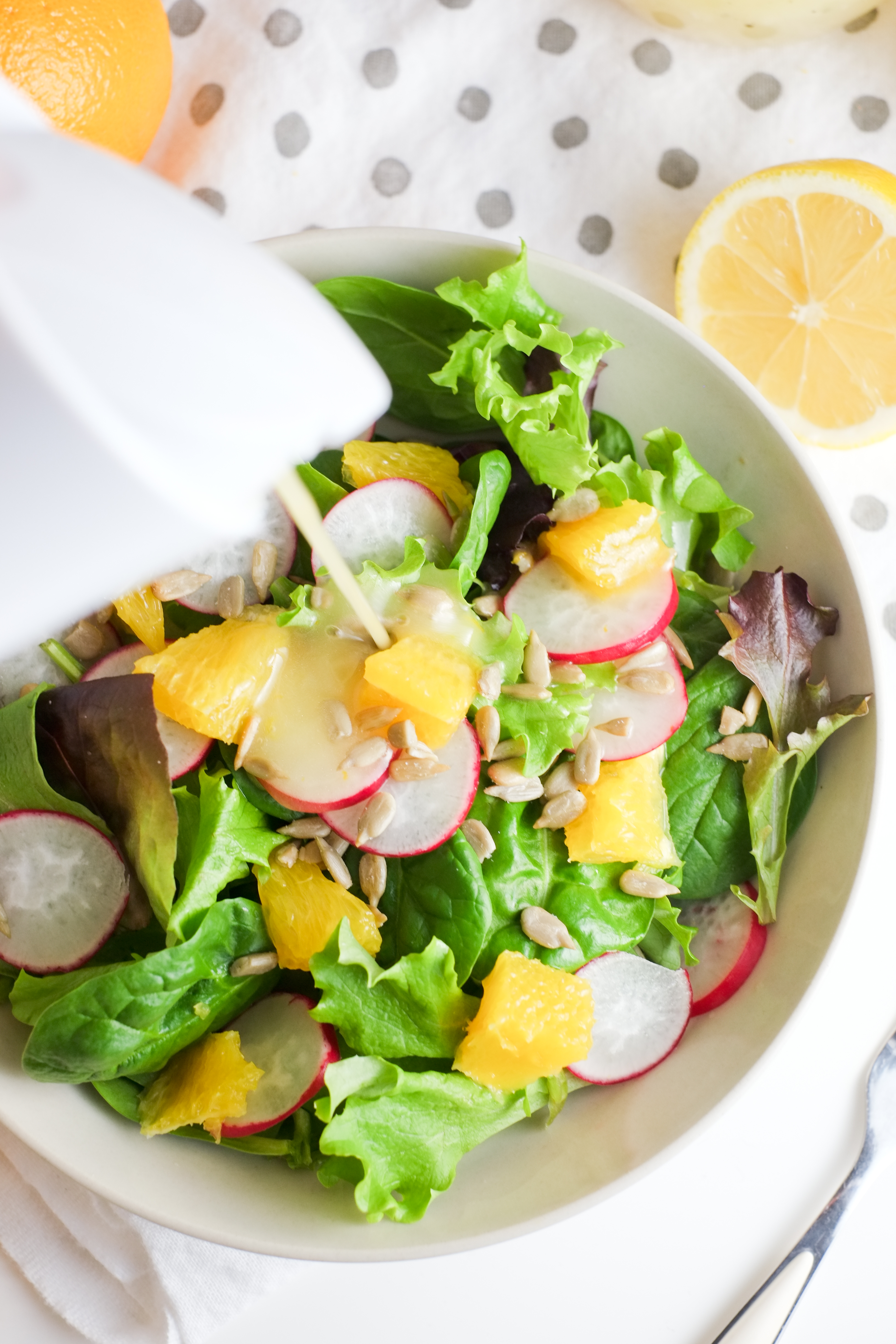Super Simple Citrus Dressing | Super Healthy Kids
