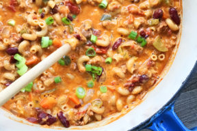 turkey chili mac