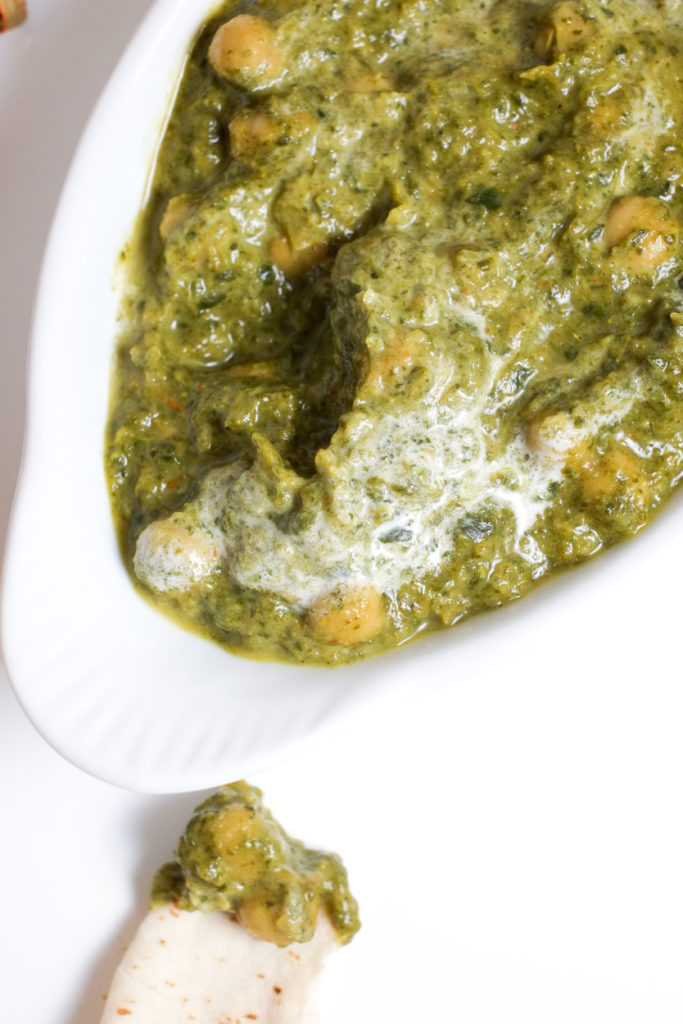 Indian Spinach Curry for Kids | Super Healthy Kids | Food and Drink