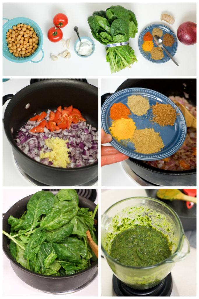 Indian Spinach Curry for Kids Recipe | Super Healthy Kids | Food and Drink