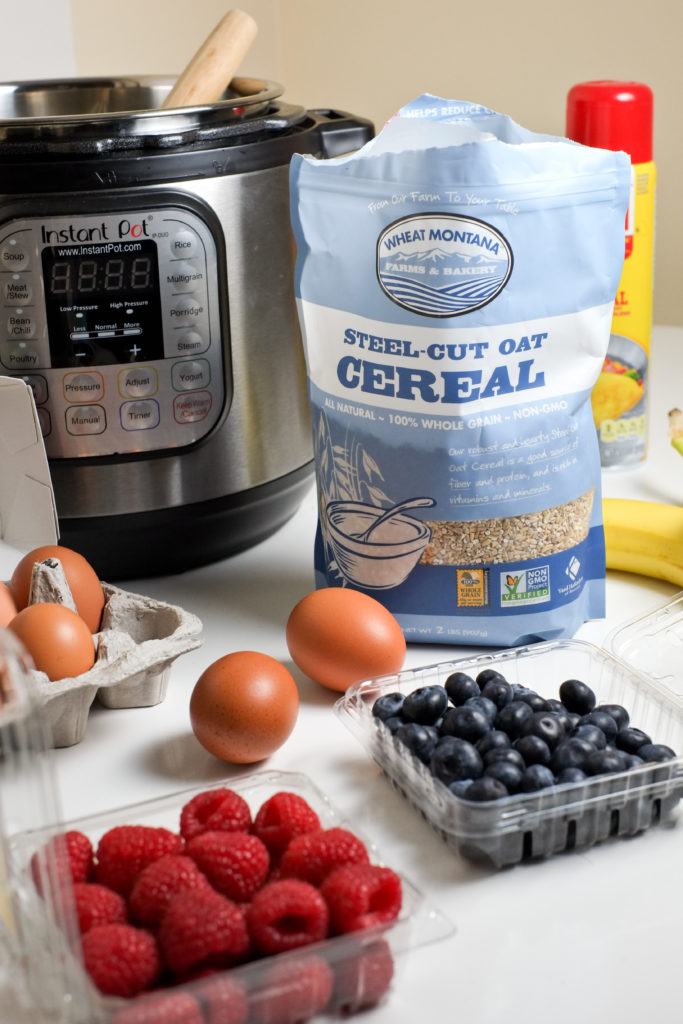 how to make steel cut oatmeal with almond milk