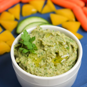 Green Hummus Recipe