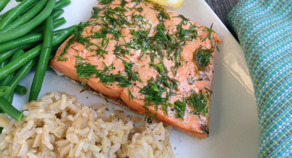 10 minute instant pot salmon from frozen healthy for Instant pot fish recipes