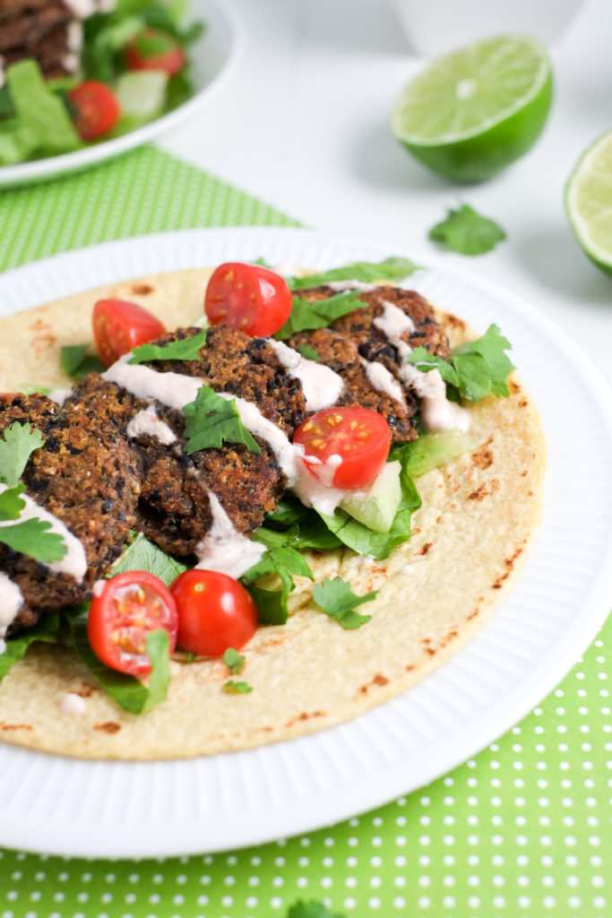 Mexican Falafel Recipe | Super Healthy Kids | Food and Drink
