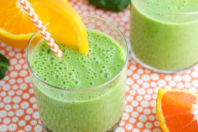 Green Julius: Healthy Orange Julius Recipe | Super Healthy Kids | Food and Drink