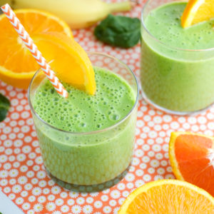 Green Julius Recipe