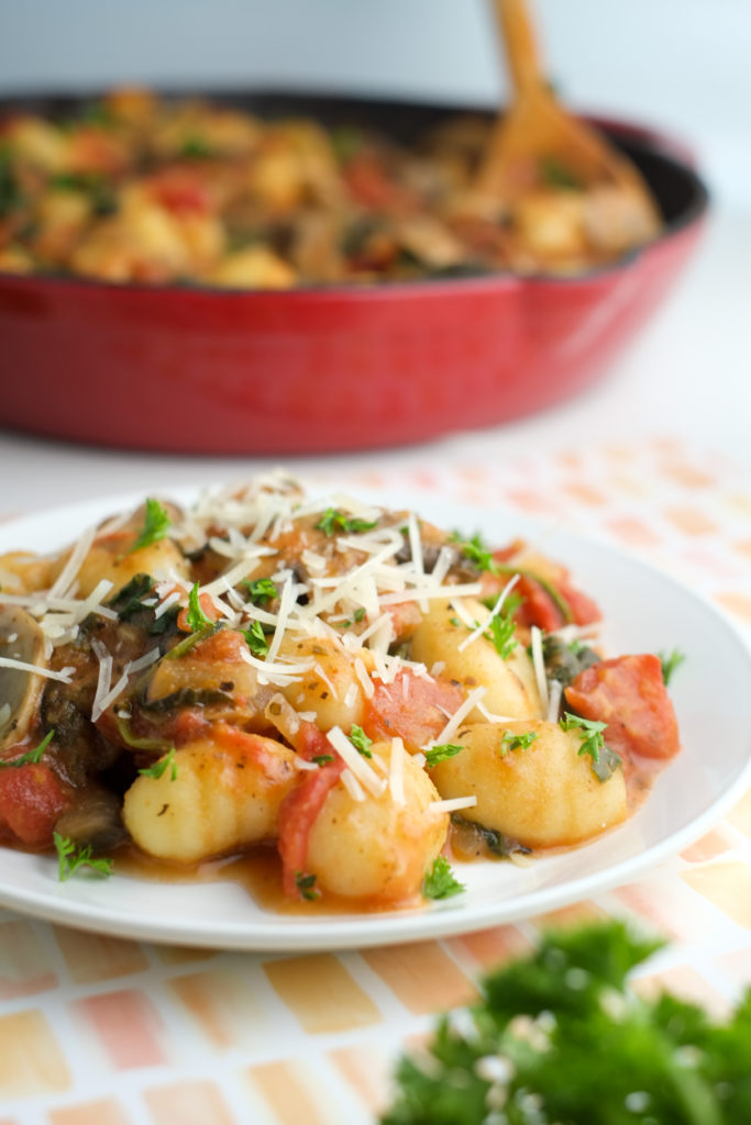 Weeknight Veggie Gnocci Recipe | Super Healthy Kids | Food and Drink
