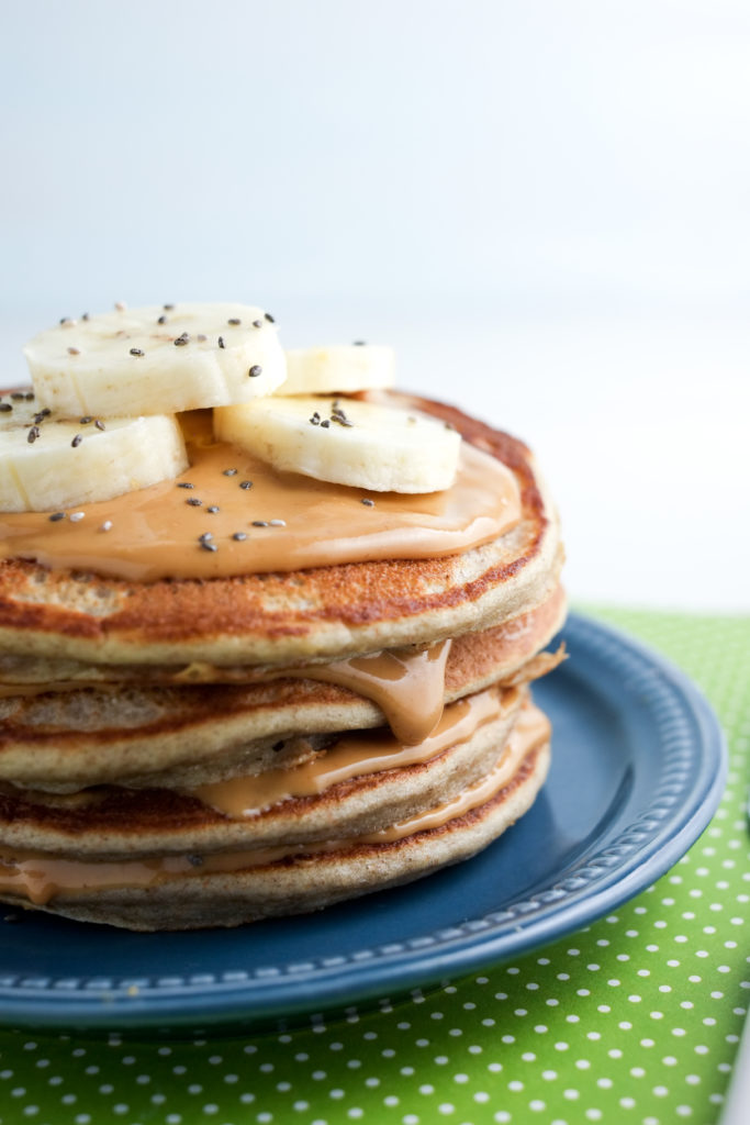 Banana Smoothie Pancakes | Super Healthy Kids | Food and Drink | Healthy Breakfast