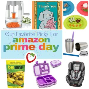 Amazon Prime Day Picks for Parents