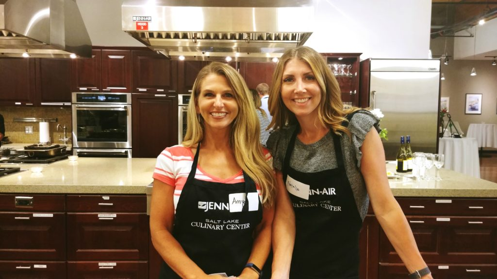 Learn Cooking Skills at the Salt Lake Culinary Center