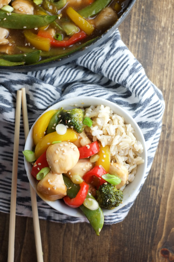 Our Go To Homemade Stir Fry Sauce Recipe Healthy Ideas