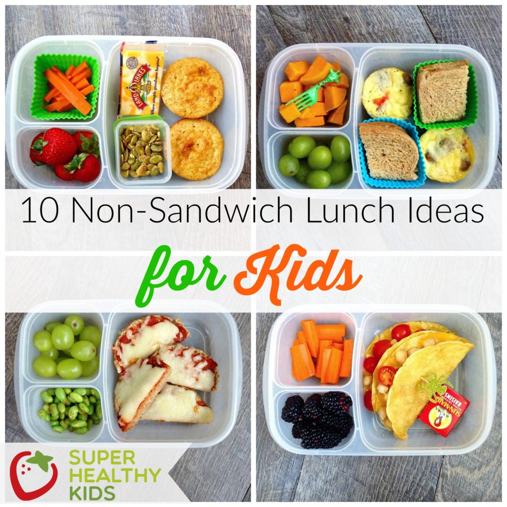 How to Pack Vegetarian School Lunches