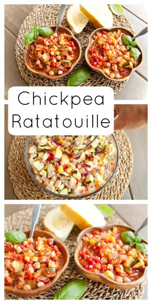 Chickpea Ratatouille