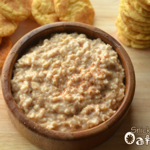 Snickerdoodle Oatmeal Breakfast
