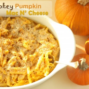 Smokey Pumpkin Mac N' Cheese Recipe
