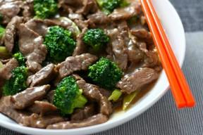 Chef Katie's Beef and Broccoli