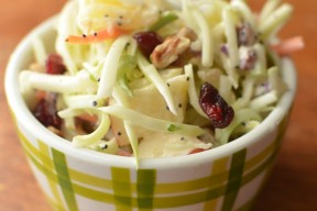 Sweet No Chop-Broccoli Slaw