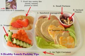Sending Healthy Food To School {Hummus Veggie Sandwich!}
