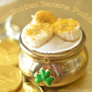 Pot of Golden Banana Pudding {Homemade and No Added Sugar!}