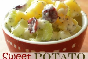Scrumptious and Sweet Potato Salad