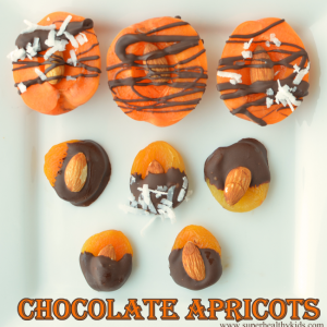 Everything Apricot- With Chocolate!