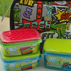 School Lunch from France and a Major Back To School Lunch Giveaway