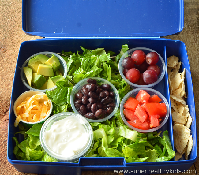 Today 39 s lunch assembly required healthy ideas for kids for Salas lunchs