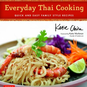 Everyday Thai Cooking {Giveaway}
