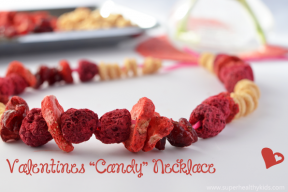 """Nature's Valentine """"Candy"""" Necklace"""