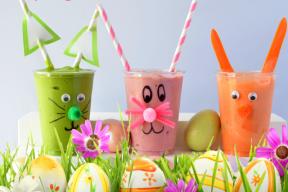 Springalicious Easter Smoothies
