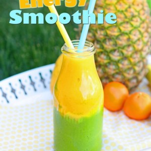Sunburst Energy Smoothie Recipe