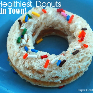 The Healthiest Donut Shop In Town