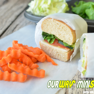 Our-Way Mini Sub Sandwiches