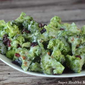 Broccoli Salad Makeover