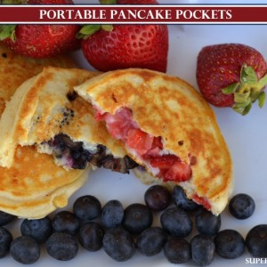 Portable Pancake Pockets