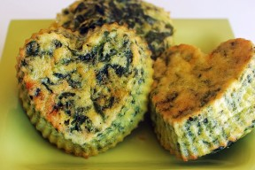Green Spinach Eggs