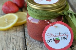 Simple Steps for Making and Preserving Strawberry Chia Jam