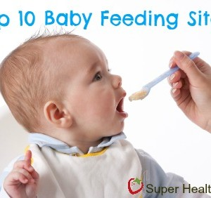Top 10 Sites For Baby Food Recipes!
